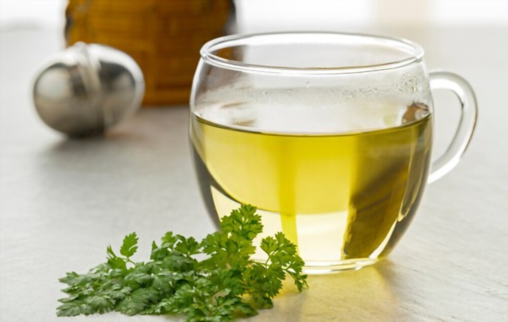 Parsley Tea Fasting What's It Good For Benefits For Your Health And Beauty